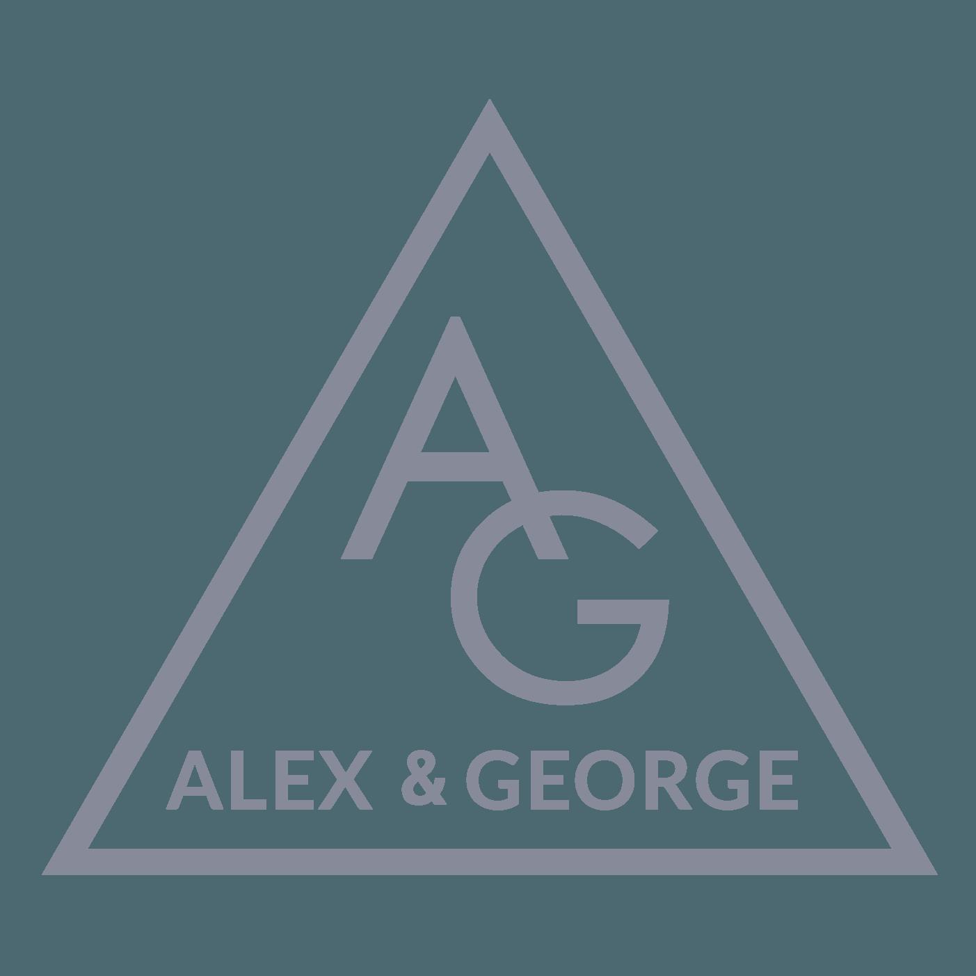 Alex si George